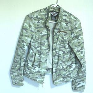 Harley Davidson Light Camo Jacket